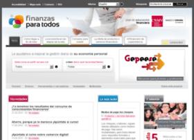 Finanzasparatodos.org thumbnail