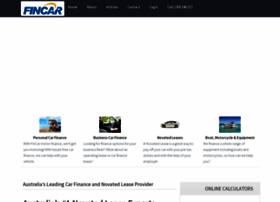 Fincar.com.au thumbnail