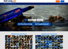 Findacrew.com thumbnail