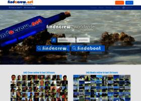 Findacrew.net thumbnail