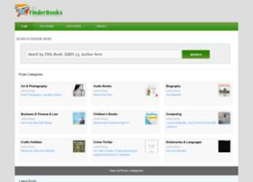 Finderbooks.net thumbnail