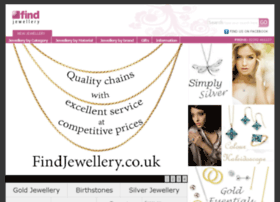 Findjewellery.co.uk thumbnail