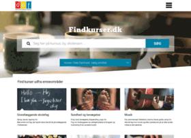 Findkurser.dk thumbnail