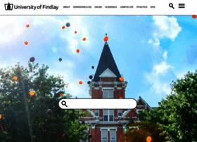 Findlay.edu thumbnail