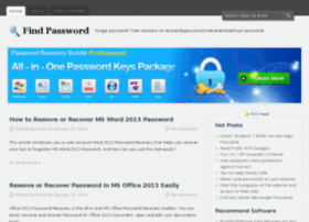 Download Ultimate Ufd2 Hash Password Decrypter Nitro Version findpassword.net