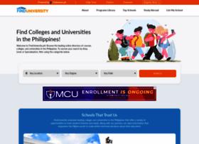 Finduniversity.ph thumbnail