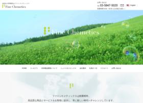 Fine-chemetics.co.jp thumbnail