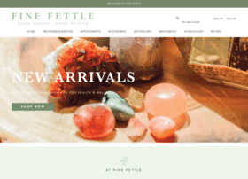 Finefettle.store thumbnail
