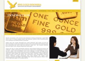 Finegold-indonesia.com thumbnail