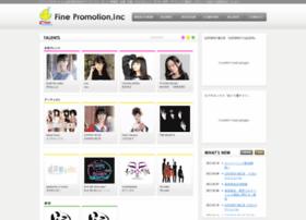 Finepromotion.co.jp thumbnail