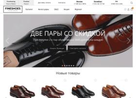 Fineshoes.ru thumbnail