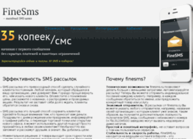Finesms.ru thumbnail