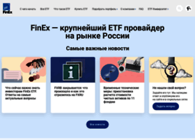 Finex-etf.ru thumbnail