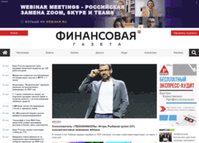 Fingazeta.ru thumbnail