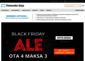 Finlandiakirja.fi thumbnail