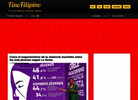 Finofilipino.org thumbnail