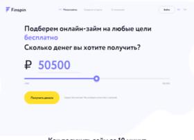 Finspin.ru thumbnail