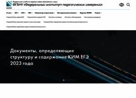 Fipi.ru thumbnail
