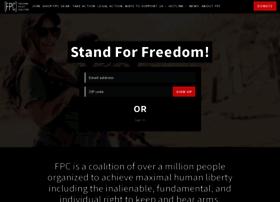 Firearmspolicy.org thumbnail