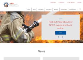 Fireprofessionalframework.co.uk thumbnail