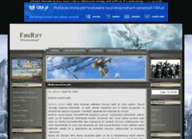 Firerift.cba.pl thumbnail