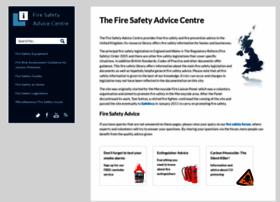 Firesafe.org.uk thumbnail