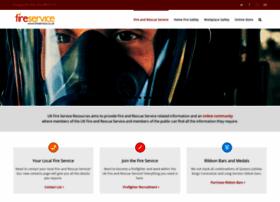 Fireservice.co.uk thumbnail