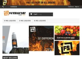 Firestartervaping.co.uk thumbnail