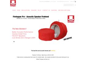 Firetopper.co.uk thumbnail
