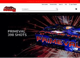 Fireworksarcade.co.uk thumbnail