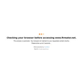 Firmator.net thumbnail