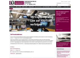Firmenkontaktmesse-magdeburg.de thumbnail