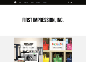 First-impression.jp thumbnail