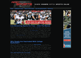 First-row-sports.com thumbnail