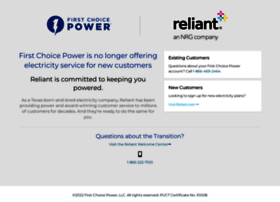 Firstchoicepower.com thumbnail