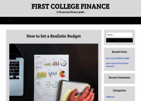 Firstcollege.co.uk thumbnail