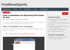 Firstrowsports-on.com thumbnail