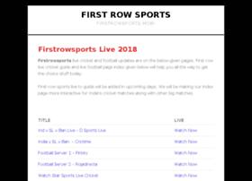 Firstrowsportstv.net thumbnail