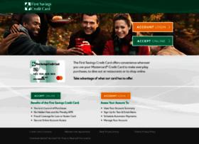 Firstsavingscc.com thumbnail