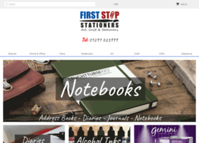 Firststopstationers.co.uk thumbnail