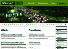 Fischingen.ch thumbnail