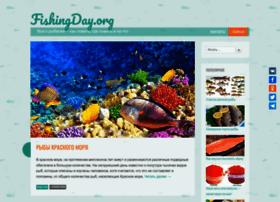 Fishingday.org thumbnail
