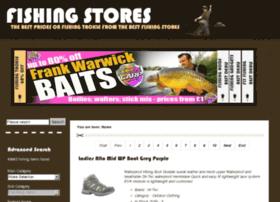 Fishingstores.co.uk thumbnail