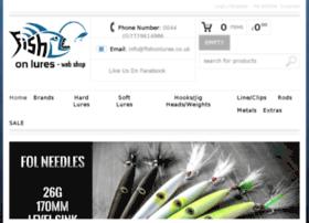 Fishonlures.co.uk thumbnail