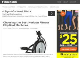 Fitness88.net thumbnail