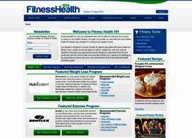 Fitnesshealth101.com thumbnail