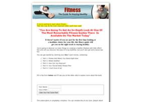Fitnesshealthbook.com thumbnail