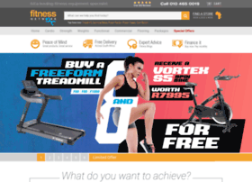 Fitnessnetwork.co.za thumbnail
