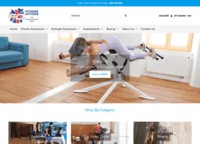 Fitnessoptions.co.uk thumbnail