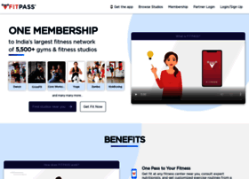 Fitpass.co.in thumbnail